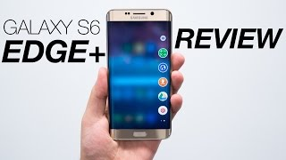 Galaxy S6 Edge+ Review!