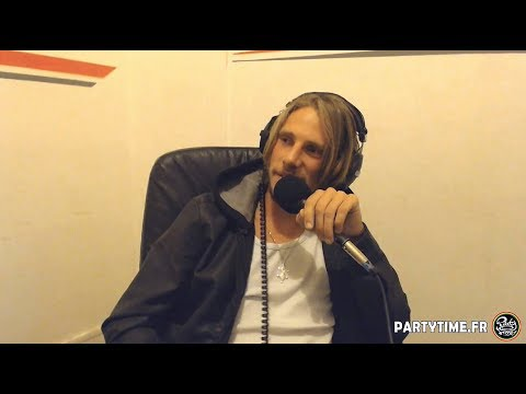 Naaman at Party Time Reggae radio show - 08 OCT 2017