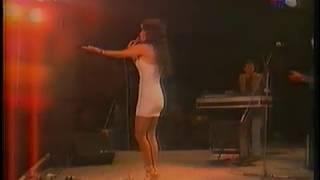 Ceca - Necu da budem ko masina - (LIVE) - Spens - (NS Plus 1994)