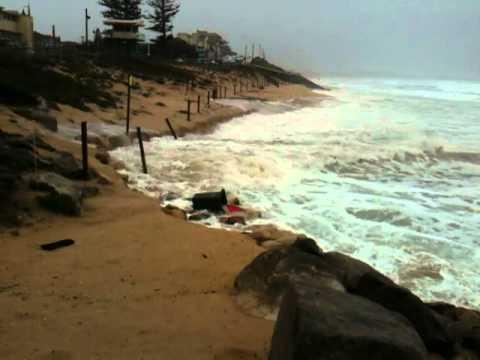North Cronulla Beach July 2011