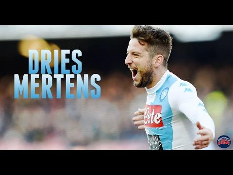 Dries Mertens  2016/17 - Belgian Star - AMAZING Goals Show - HD 60p