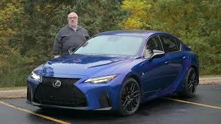2021 Lexus IS 350: Review — Cars.com