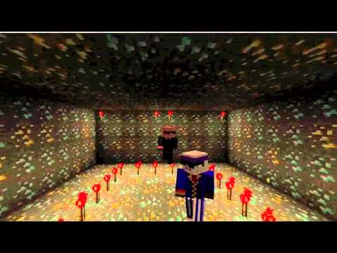 Minecraft parody of party rock anthem