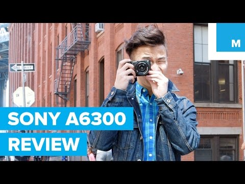 Sony A6300 Blows Every Mirrorless Camera Away With Insane Speed and 4K | Plugged In