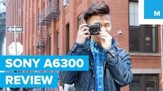 sony a6300 blows every mirrorless camera away with insane speed and 4k plugged in