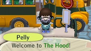 I made the worst town ever in Animal Crossing: City Folk
