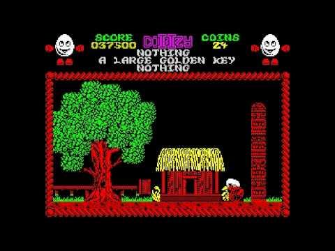 Treasure Island Dizzy ZX Spectrum Playthrough