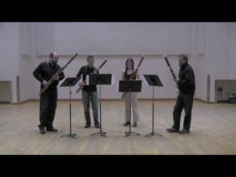 Bohemian Rhapsody Bassoon Quartet