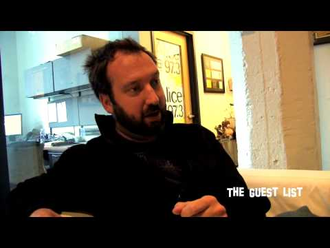 Interview with Tom Green