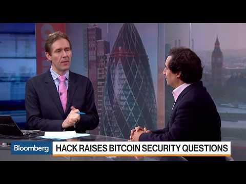 Security questions arise since lastest hack on Bitcoin!