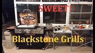 Blackstone RangeTop Combo is affordable outdoor grilling