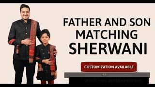 Father and Son Matching Dresses Collection - Baby & Dad Same Outfits - Family Matching Clothes