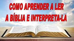 Biblia explicada versiculo por versículo