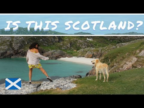 The BEST Beach In Scotland | The Scottish Diaries | Ep.10