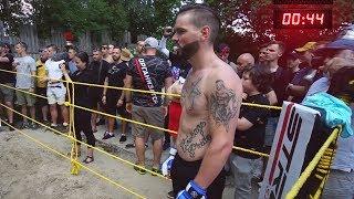 CAPITAN SOLDIER vs MMA FIGHTER !!!!