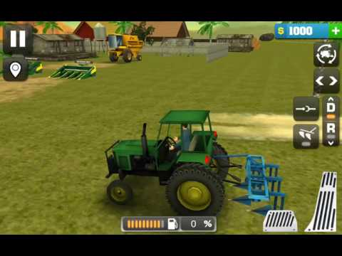 Farming Simulator 3D - Overview, Android GamePlay HD