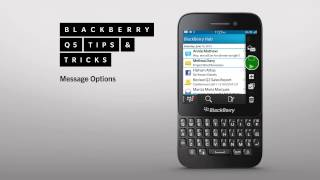 BlackBerry Q5 Tips And Tricks - BlackBerry Hub