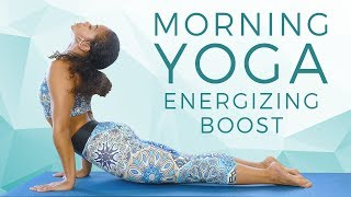 Quick Morning Yoga Workout for Beginners, Energizing Flow with Yiana, Sun Salutations, How To