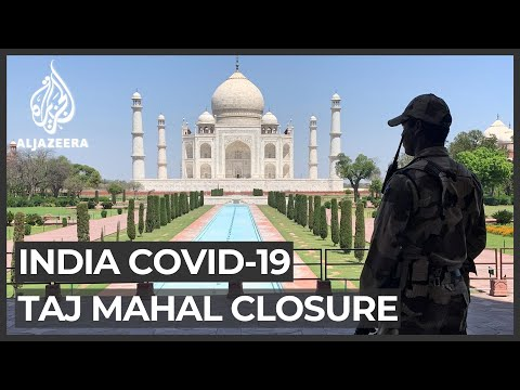 India's Taj Mahal closure hurting tourism industry
