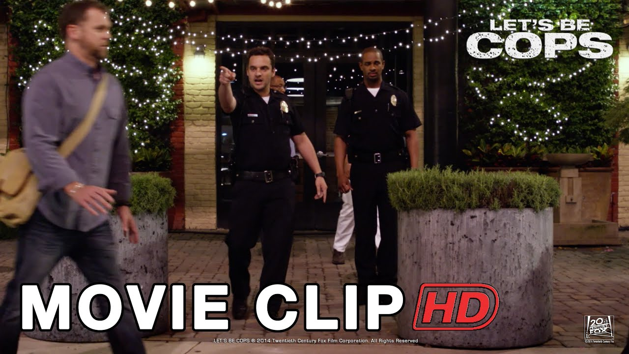"""Download Let's Be Cops [""""Freeze"""" Clip in HD (1080p)]"""