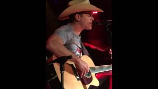 dustin lynch cowboys and angels live
