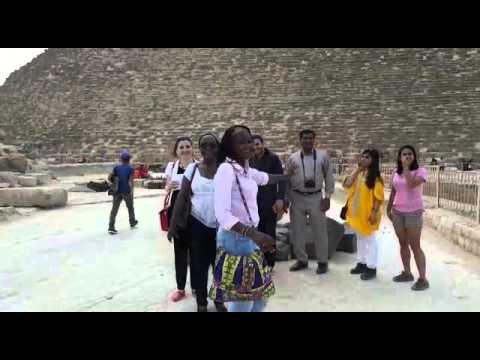 Egypt -  Cairo - Giza Pyramids Tour
