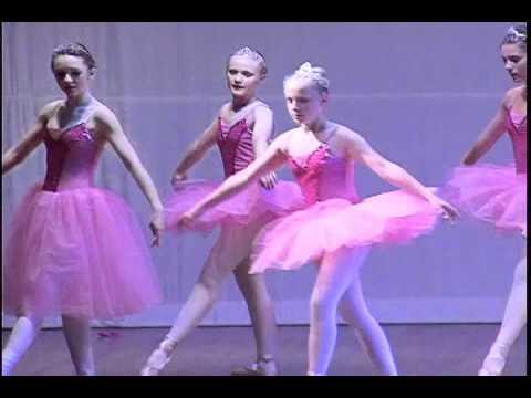 Acta Est Fabula Part I pointe ballet choreography ...