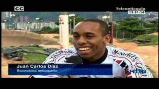 Antioquia llevará ocho bicicrosistas al Campeonato Mundial de Nueva Zelanda