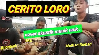Cerito Loro cover akustik / TTM Akustik feat Putri andien