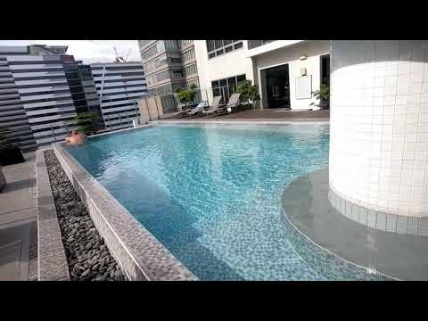 Studio Condo Rental, Asia Premiere, IT Park, Cebu City, Philippines