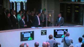 First listing of Mithra Pharmaceuticals on Euronext Brussels