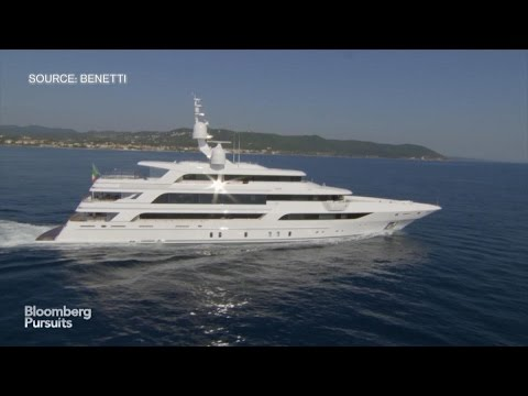 How to Custom-Design the Superyacht of Your Dreams