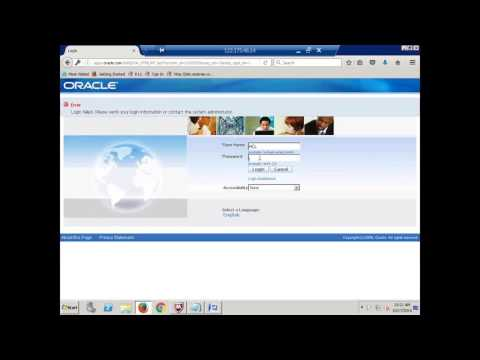 Oracle Financials Online Training - GL Journals & Multi-Org Overview