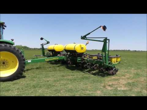 1998 John Deere 1760 Conservation No Till Planter For Sale No