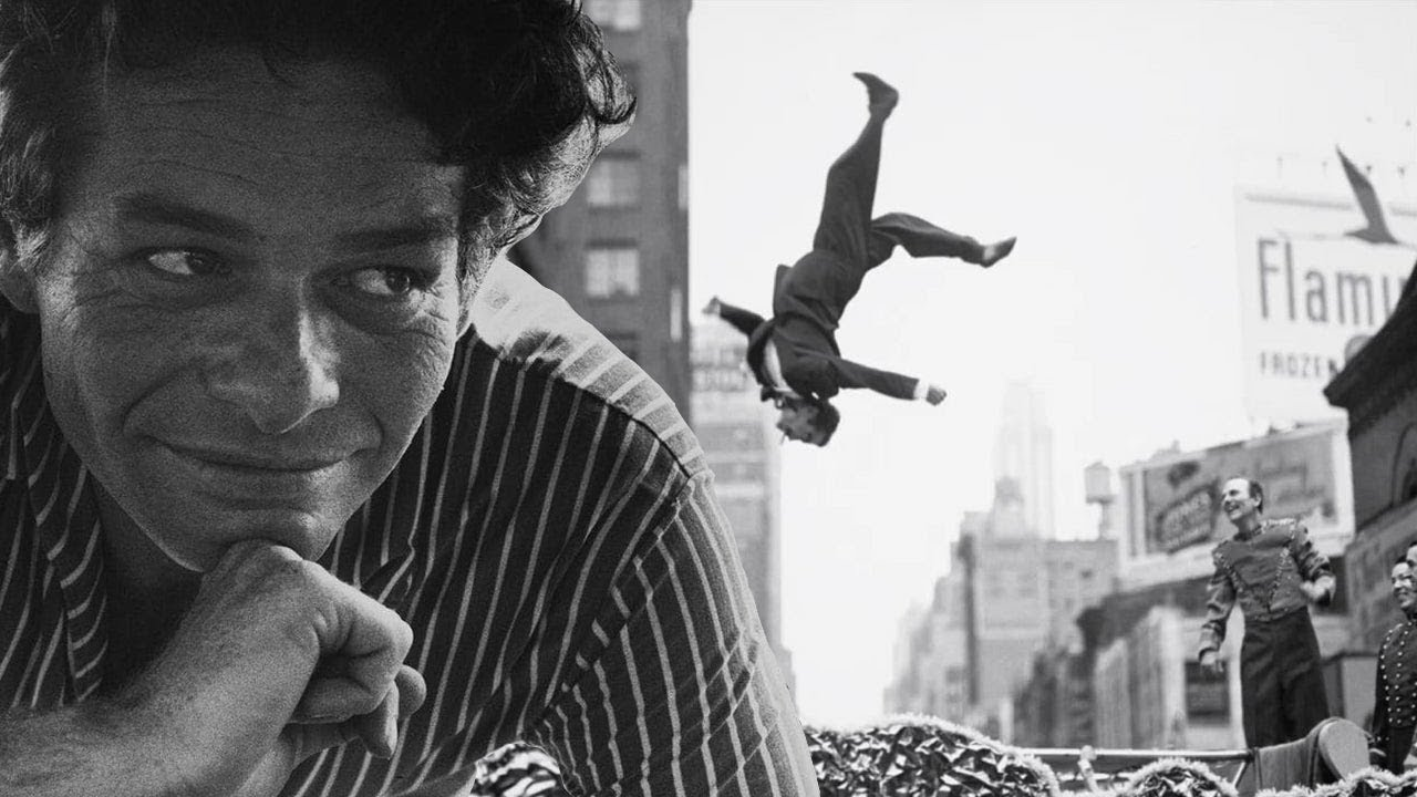 The First Digital Picture.Garry Winogrand The First Digital Photographer Shooting Film