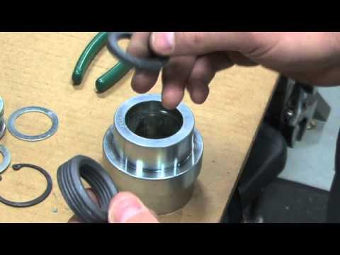 Blackmer Packing Replacement Training Video