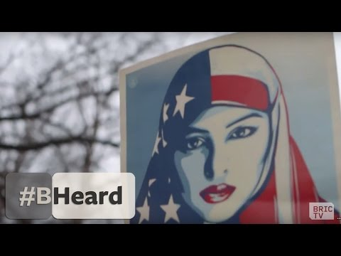 Muslim American Women Push for Equality at the Women's March | #BHeard