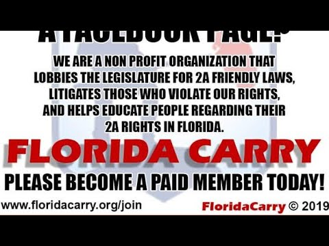 News Coverage Of Floridacarry.org