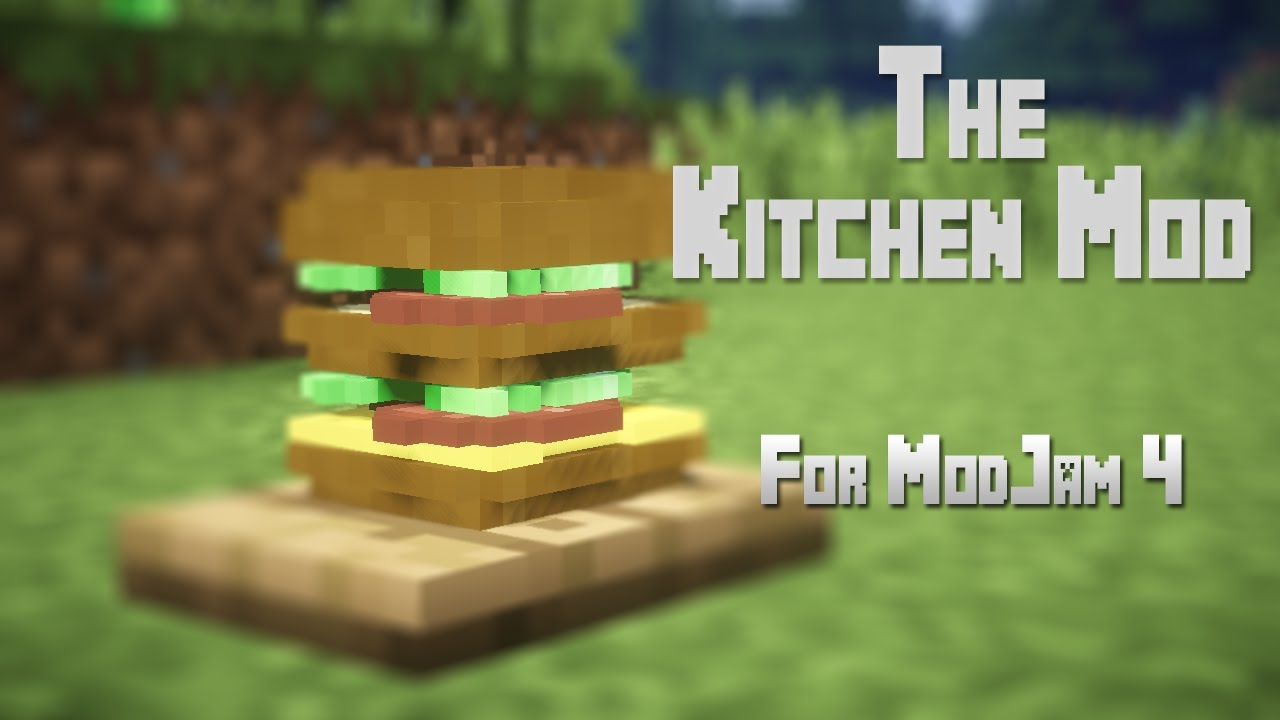 Minecraft Kitchen Mod 1.8 Minecraft The Kitchen Mod Overview