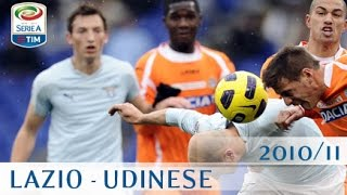 Lazio - Udinese - Serie A - 2010/11- ENG