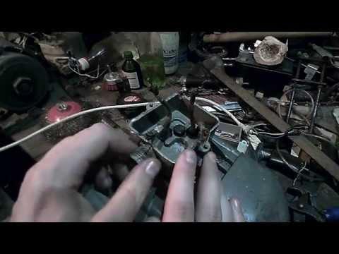 Как подключить однофазный двигатель с четырьмя проводами