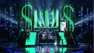 Cyndi Lauper & Beverly McClellan - Money Changes Everything (Live at The Voice)