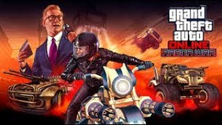 GTA Arena War Update GAMEPLAY