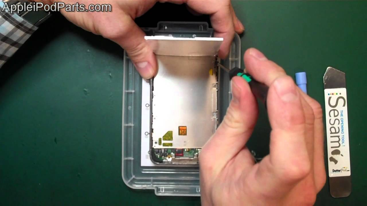 ipod touch 2g 3g complete strip re build repair guide www rh youtube com iPod Touch Cases iPod Touch 6th Generation