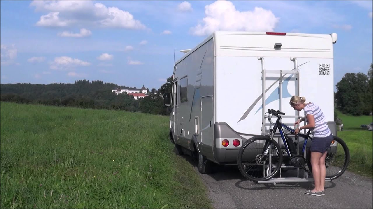 6cd0aa5ffa6c5a B Lift - wir bewegen Ihren Fahrradträger - YouTube