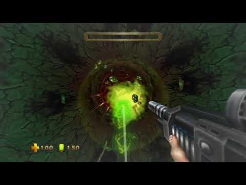 Turok 2: Seeds of Evil_Blind Ones Boss Battle  