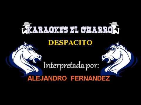 45• Alejandro Fernández Despacito  DEMOS