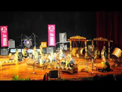 KISAS - Pertandingan Gamelan Melayu dan Caklempong SBP 2011 (part 1)
