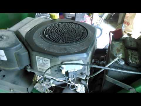 John Deere L110 Charging System Repair Re Uploaded