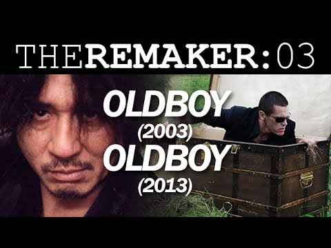 The Remaker: Oldboy (2003) vs. Oldboy (2013)
